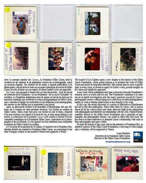 La couleur dans le reportage. Les années 1960-70. Entretien avec Michel Poivert | Le Clin de l'oeil | Photography Now | Scoop.it