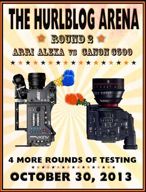 Arri Alexa vs. Canon C500 Part 2 | Hurlbut Visuals | Videography | Scoop.it