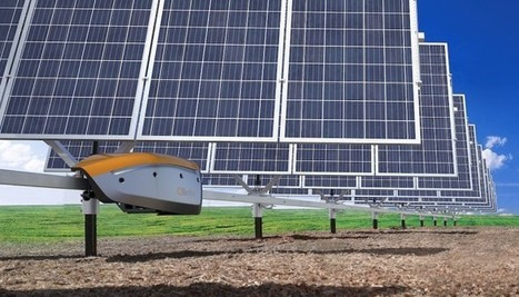 Robotic Sun Tracking for Solar PV more cost Effective | Technology in Business Today | Scoop.it