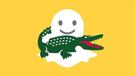 Ce que Snapchat peut apporter aux marques | L'omelette du Social Media | Scoop.it