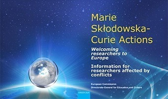 Open calls and New Research Funding Possibilities Marie Skłodowska-Curie actions - Research Fellowship Programme - European Commission | MAIB FTN Community Press Review 2015-2016 | Scoop.it