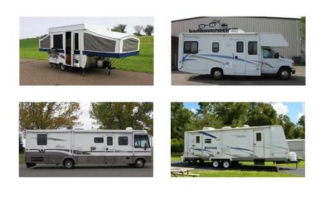 Looking RV and Campers on Rent? | Wide range of Ice houses, Waverunners, Ski boats, RVs Campers around Minnesota | Scoop.it
