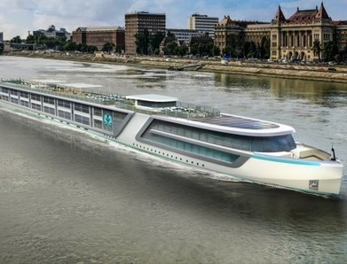 Crystal starts work on two luxury river cruisers | English speaking media | Scoop.it