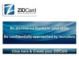RH et réseaux sociaux : une question de culture ? | ZiDCard.com ... | Email et Entreprise20 | Scoop.it