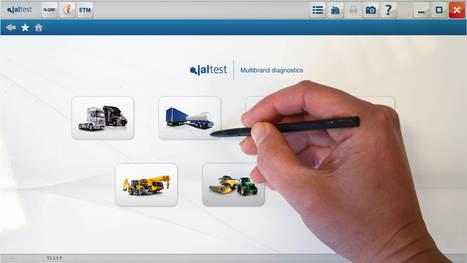 Jaltest multi-brand commercial diagnostic software - www.eclipse-tech.co.uk   Truck Diagnostics   Scoop.it