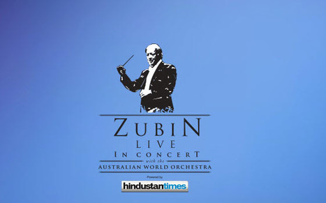 Zubin Mehta Live in Concert at New Delhi. Brought to you by Showtime Group. | Top Event Companies India | Scoop.it