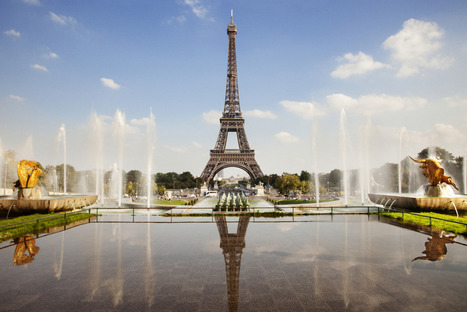 A History of the Eiffel Tower   FRENCH   Scoop.it