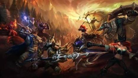 League of Legends - Free Online Game   LoL - League of Legends   League of Legends -Fotis   Scoop.it