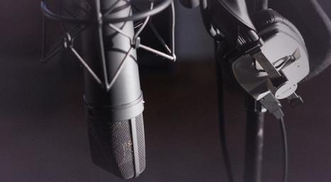 Frank Langfitt's Unusual Voicing Method | Radio resources | Scoop.it