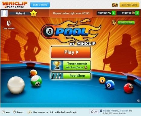 8 Ball Pool - Super Hacks | Facebook Game Hacks | Scoop.it