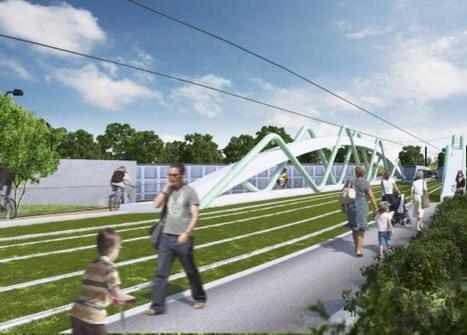 Tramway : le viaduc de 70 mètres est arrivé | Habiter-Toulouse.fr | Scoop.it