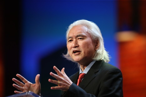 Michio Kaku: Can you handle the future? | Edumorfosis.it | Scoop.it