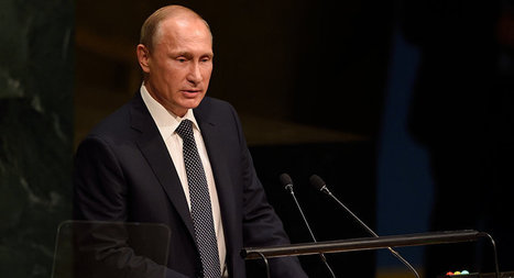 In Brief: Putin's Address to the United Nations in 10 Quotes | Saif al Islam | Scoop.it