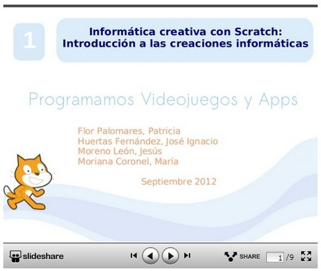 Programamos Educación Secundaria (Scratch) | Programación en primaria | Scoop.it
