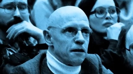 Listen to Foucault Lecture in English: The Culture of the Self | Archivance - Miscellanées | Scoop.it