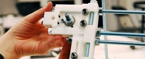 Las impresoras en 3D serán el molde del futuro | OPEN ACCESSIBILITY | Scoop.it