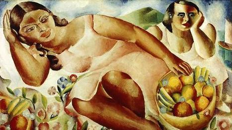 """1922 : The year that changed Brazilian art"" 