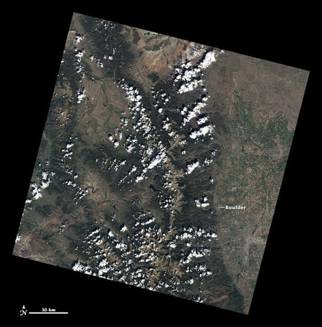 How to Interpret a Satellite Image: Five Tips and Strategies : Feature Articles | Remote Sensing News | Scoop.it