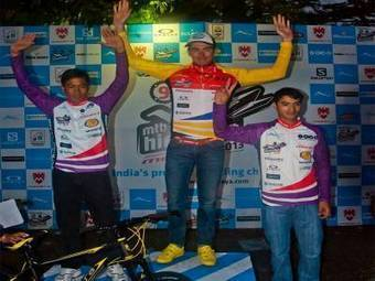 MTB Himalaya 2013 comes to an end, Luis Leao Pinto shines above all and team Indian Army wins hearts all around, here's everything from the entire race to closing ceremony with price distribution   About Shimla   Scoop.it