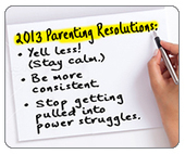 Parenting Resolutions: Your 4-Step Plan to Calm, Positive Parenting | Daddytude | Scoop.it