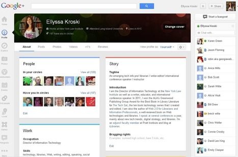 6 Quick Steps to Get Started with Google+ - OEDB.org   Beyond the Stacks   Scoop.it