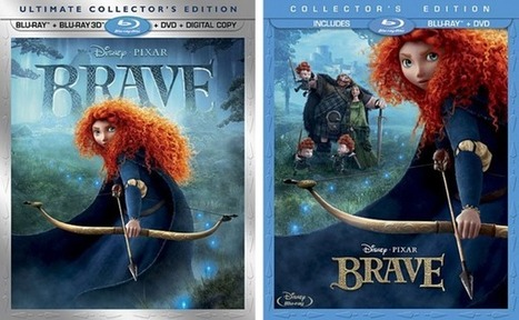 BRAVE Director Mark Andrews and Producer Katherine Sarafian Interview   Collider   Brave - Changing Faces of Disney Princesses   Scoop.it