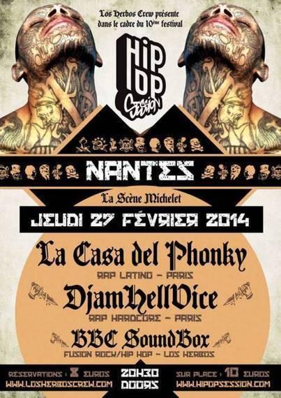 Los Herbos Crew Asso' présente dans le cadre du 10ème festival HIP OPsession | Tous les événements à ne pas manquer ! | Scoop.it