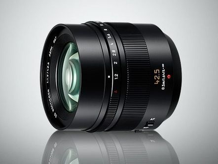 Panasonic's Amazing ƒ1.2 Leica Portrait Lens Almost Available | Cult of Mac | Leica Photography | Scoop.it