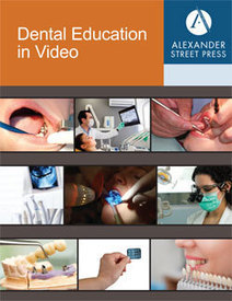 Alexander Street Press Launches Dental Education In Video | The daily digest | Scoop.it