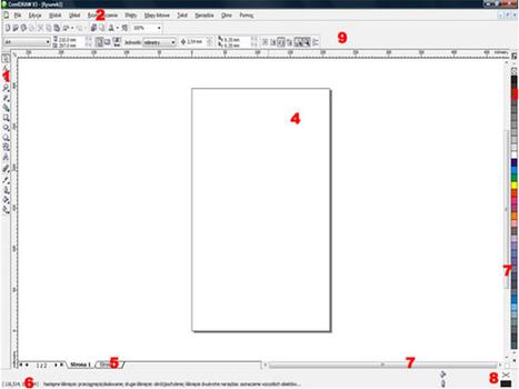 Kursy komputerowe Kurs Access, Kurs Corel, Kurs Excel, Kurs AutoCAD, Kurs C++, Kurs Flash, Kurs Joomla, darmowe kursy, Kurs pozycjonowania | Jak tworzyć podstawowe projekty w programie Corel draw i photoPaint. | Scoop.it