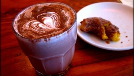 Dalla Barbajada all'hot chocolate: nuovi romantici a Milano   Stile Femminile   CicerOOs_Scooped   Scoop.it