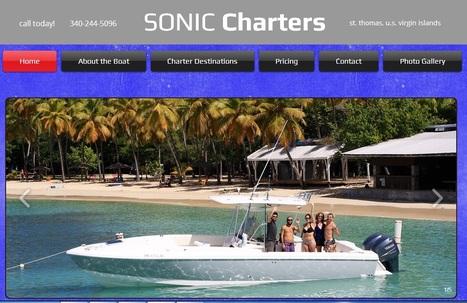ST Thomas Boat Rental | Best Charter Boat in ST Thomas | Scoop.it