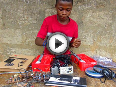 À 15 ans, cet enfant fournit déjà de l'électricité pour tout son village | Immobilier | Scoop.it