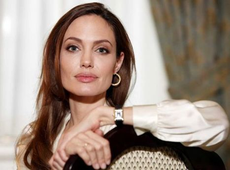 Jolie: From girl with tattoo to woman with a cause - seattlepi.com | Something Beautiful | Scoop.it