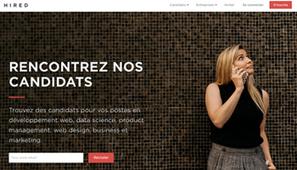 Hired : la plateforme de recrutement dont la French Tech ne peut plus se passer | Les SIRH vus par mc²i Groupe | Scoop.it