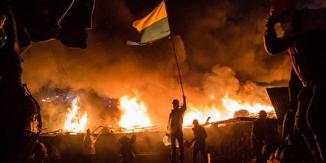 Tweeting the Revolution: Social Media Use and the #Euromaidan Protests - Huffington Post | The 21st Century | Scoop.it