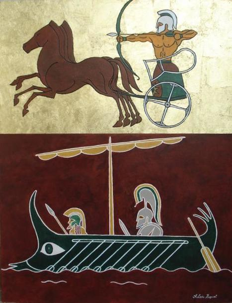 La Grecia clásica: Pericles y la Liga Ateniense | Net-plus-ultra | Scoop.it