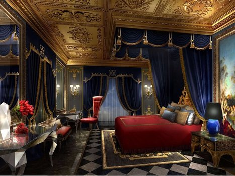 Go inside the world's most expensive hotel, which is set to open in Macau this summer | Nutrient Reference Values | Scoop.it