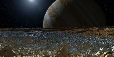 How and Why We're Going to Europa, and Maybe Landing | Europa News | Scoop.it