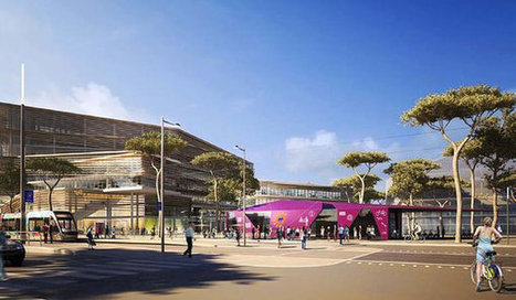 Smart City : à Montpellier, IBM expérimente la ville connectée | U-City | Scoop.it