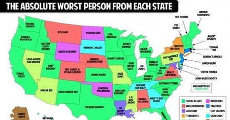 The Absolute Worst Person From Each State | NO BS Podcast | Scoop.it