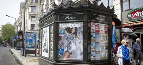 La bagarre fait rage pour les kiosques parisiens | Le Figaro | CLEMI. Infodoc.Presse  : veille sur l'actualité des médias. Centre de documentation du CLEMI | Scoop.it