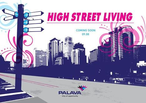 Lodha Group to introduce high street living at Palava. | Rea Estate | Scoop.it