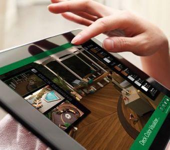 Wood Alternative Composite Deck, Railing, Lighting, Steel Deck Framing and Furniture - Trex   Carpentry 1   Scoop.it