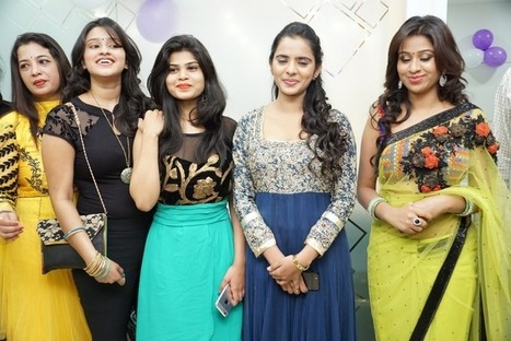 Naturals Hair And Beauty Salon Launch | Naturals Hair And Beauty Salon Launch Stills | Naturals Hair and Beauty Salon Launch Photos | Andhrawishesh Gallery | Scoop.it