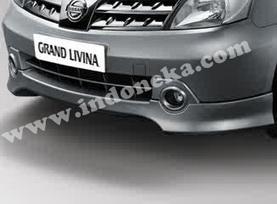 Aksesoris Variasi Modifikasi Bodykit Nissan Grand Livina HWS 2009 | Aksesoris Mobil Nissan | Scoop.it