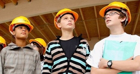 Enseignants et industrie: la fin des clichés   Liens entre l'école et l'entreprise   Scoop.it