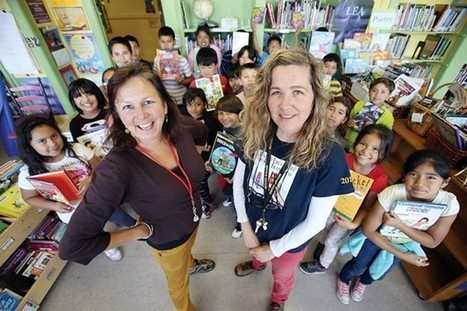 SF public school libraries don't go by the book | SchoolLibrariesTeacherLibrarians | Scoop.it