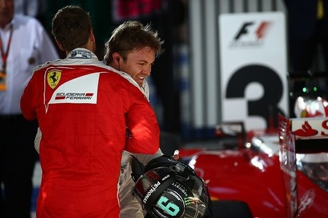 'Aggressive' Vettel surprised by Mercedes' Australian GP strategy | F 1 | Scoop.it