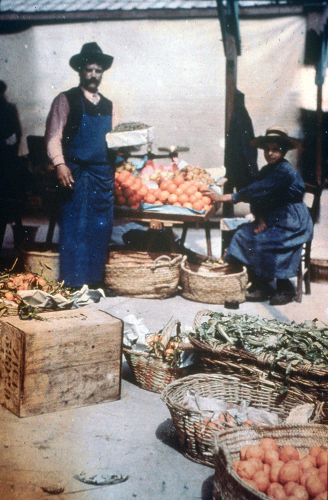 Early 1900s color photos look like literal dreams | snihal | Scoop.it